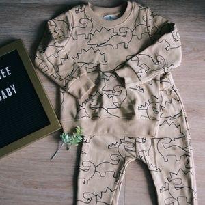 Dinosaur Pijama Set